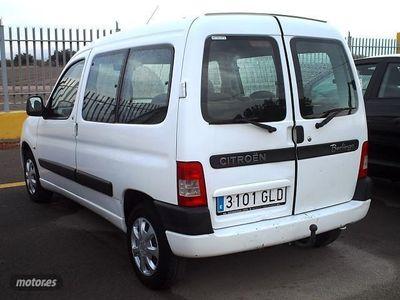 usado Citroën Berlingo 6 HDI 90 CV 5 PLAZAS.
