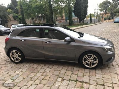 usado Mercedes A180 Urban *NAVI/TECHO/GARANTIA**