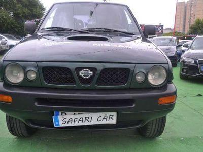 usado Nissan Terrano SE 2.7 TDI