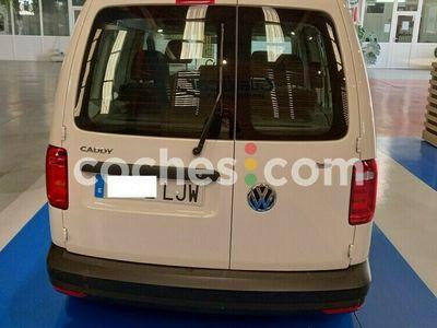 usado VW Caddy 2.0tdi Kombi 75kw 102 cv en Coruña, A