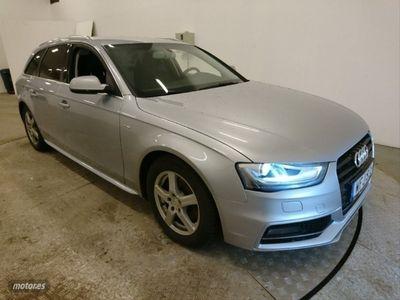 usado Audi A4 Avant 2.0 clean d TDI 190CV S line ed