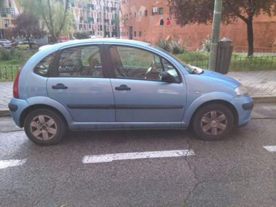 usado Citroën C3 1.4 HDi Exclusive -03