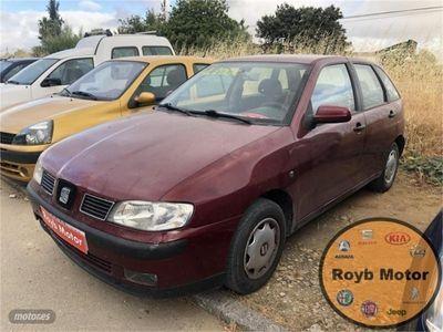 begagnad Seat Ibiza 1.4 SELECT
