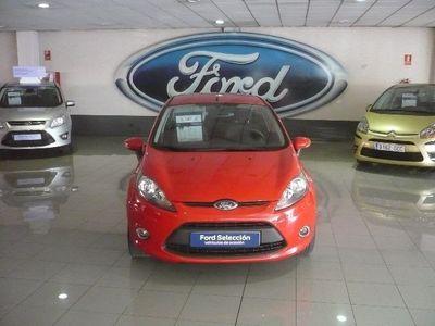 gebraucht Ford Fiesta 1.25 Trend 82