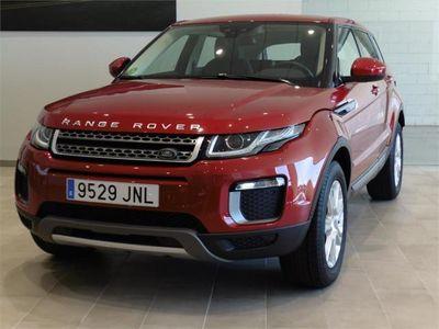 used Land Rover Range Rover evoque Evoque 2.0eD4 SE Dynamic 2WD 150