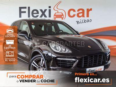 usado Porsche Cayenne Turbo Auto 5p