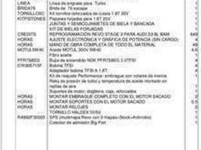 usado Audi S3 1.8 T quattro
