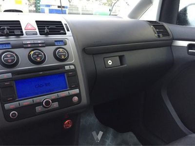 usado VW Touran 2.0 TDI 140cv Traveller -08