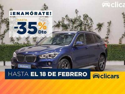 usado BMW X1 xDrive 20d