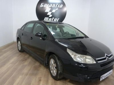 used Citroën C4 2.0HDI Exclusive CAS 135