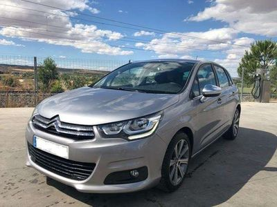 usado Citroën C4 1.6BlueHDI Feel Edition 100
