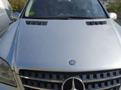 usado Mercedes ML500 Clase MAut.