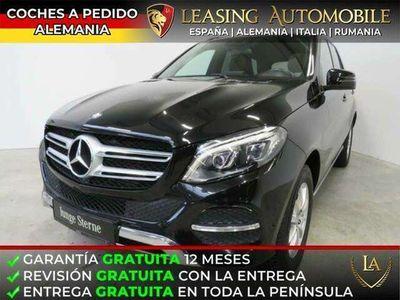 usado Mercedes GL350 BlueTec4M Aut.