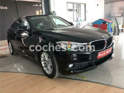 usado BMW 318 Gran Turismo Serie 3 d 150 cv en Cadiz