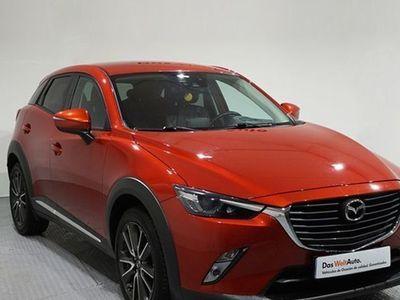 usado Mazda CX-3 2.0 SKYACTIV GE Luxury 2WD 88