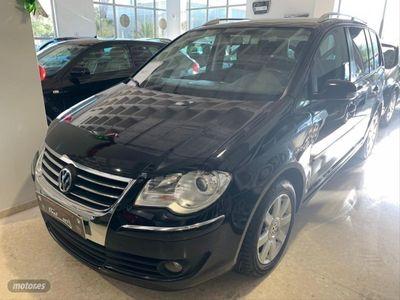 usado VW Touran 2.0 TDI 140cv Sport