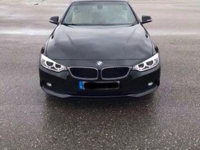gebraucht BMW 420 Serie 4 F33 Cabrio Diesel Cabrio Sport