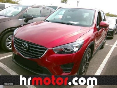 used Mazda CX-5 2.2D Zenith Cruise+Roof+Black Leather 4WD 129Kw