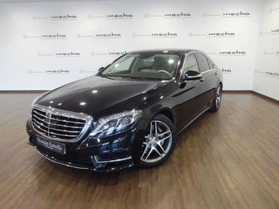 usado Mercedes S350 D AMG DIESEL AUTOMATICO