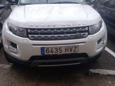 brugt Land Rover Range Rover evoque 2.2L eD4 Pure Tech 4x2