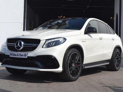 usado Mercedes GLS63 AMG Clase X166 4Matic Aut.