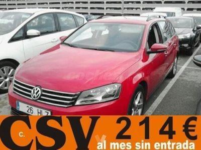 usado VW Passat Variant 1.6 Tdi 105cv Edition Bmot Tech 5p. -12