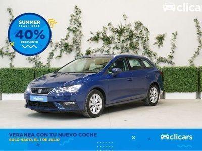 gebraucht Seat Leon ST 1.6 TDI 85kW (115CV) St&Sp Style