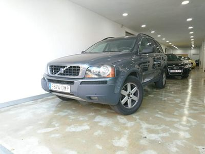 usado Volvo XC90 2.4 D5 Summum 185cv 7 plazas
