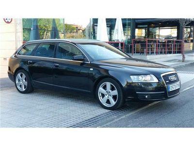 usado Audi A6 Avant 2.0TDI DPF, PAQUETE S-LINE, NAVEGADOR