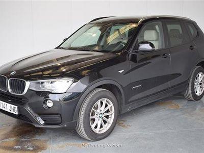 usado BMW X3 XDrive20d