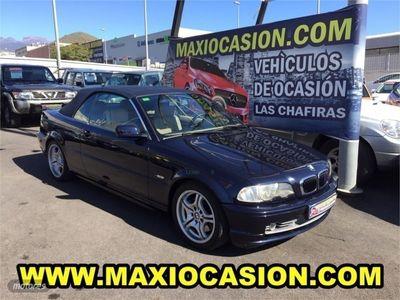 usado BMW 330 Cabriolet 330Ci