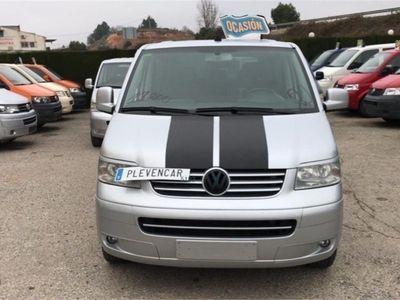 begagnad VW Multivan 2.5TDI 130CV