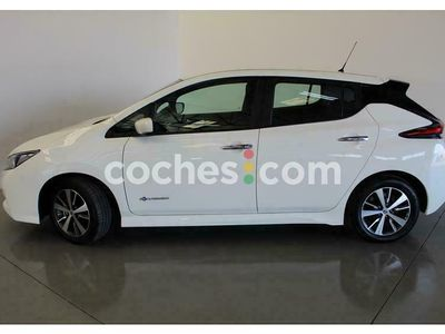 usado Nissan Leaf 40 Kwh Acenta 150 cv en Almeria