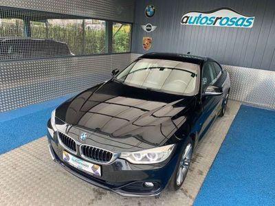 usado BMW 420 dA Coupé Sport