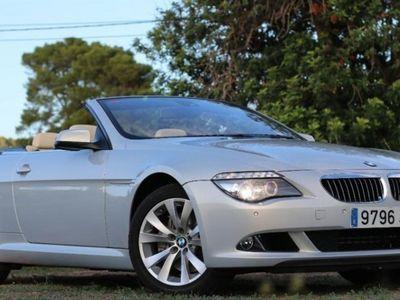 usado BMW 650 Cabriolet