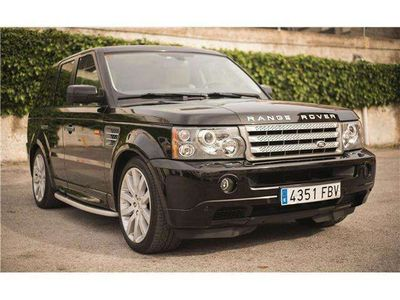 usado Land Rover Range Rover Sport 4.2 V8 Supercharged FE Aut.