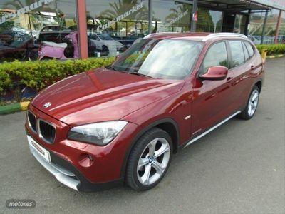 usado BMW X1 sDrive20d
