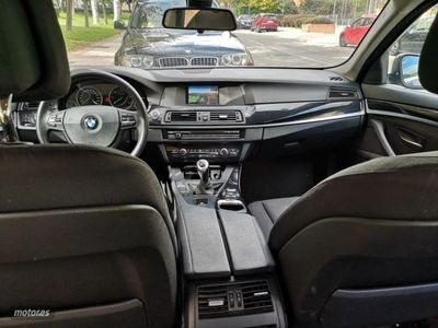 usado BMW 520 Serie 5 d EfficientDynamics