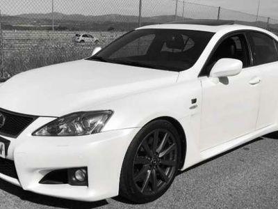 usado Lexus IS250 Luxury Aut.