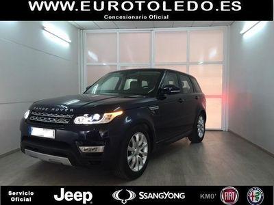 brugt Land Rover Range Rover Sport 3.0 TDV6 190kW (258CV) SE FINANCIAMOS EL 100% DE S
