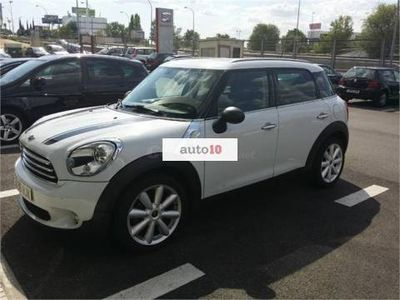 brugt Mini One D Countryman 1.6 One D