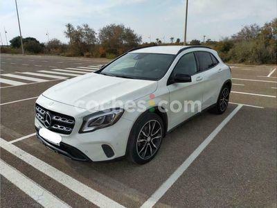 usado Mercedes GLA220 Clase Gla4matic 7g-dct 177 177 cv en Almeria