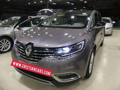 usado Renault Espace Familiar Automático de 5 Puertas