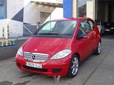 usado Mercedes A180 Clase ACdi Red Black 3p. -09