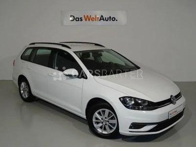 usado VW Golf Variant 1.6 TDI Business & Navi 85 kW (115 CV)