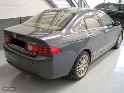 usado Honda Accord 2.2 iCTDi Executive Piel