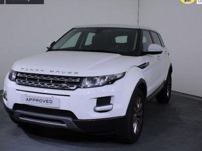 used Land Rover Range Rover evoque 2.2L eD4 Pure Tech 4x2