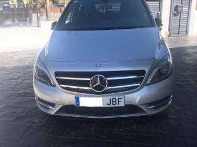 used Mercedes B200 CDI BE Sport