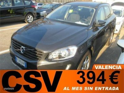 brugt Volvo XC60 2.0 D4 190CV GEARTRONIC BUSINESS '394€/MES'