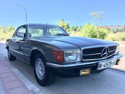 usado Mercedes 380 SLC ABS servicebook